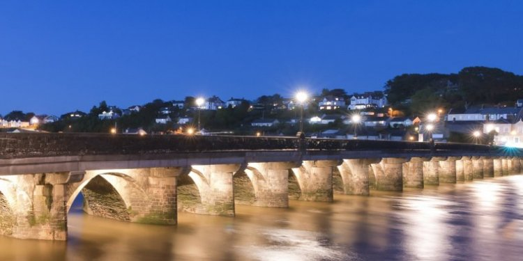 Bideford Bridge - Rob Kendall