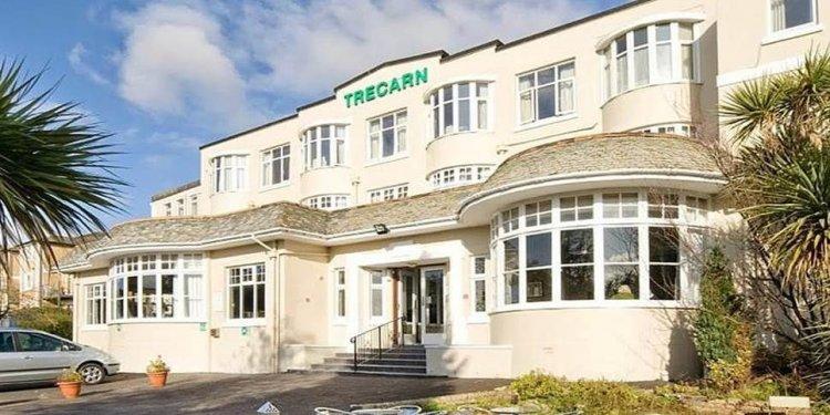 The Trecarn Hotel, Torquay