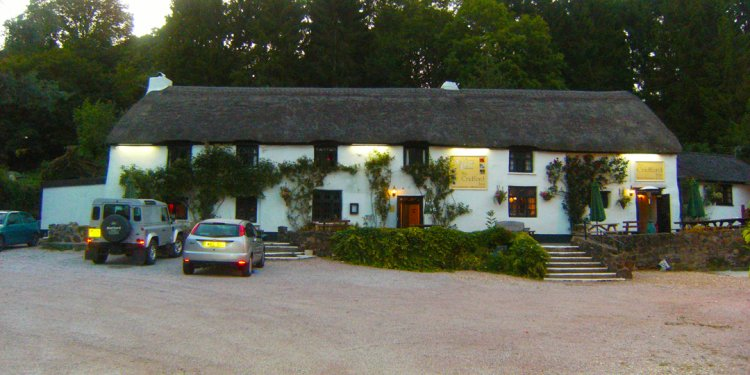 The Cridford Inn at Trusham