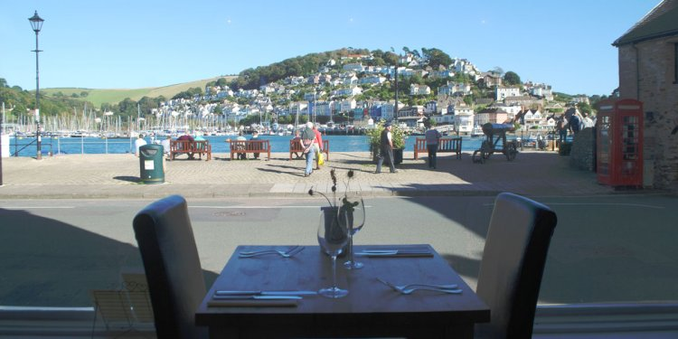 Restaurant Dartmouth England
