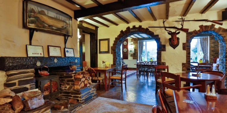 Dartington Hall Hotel Review, Totnes, Devon