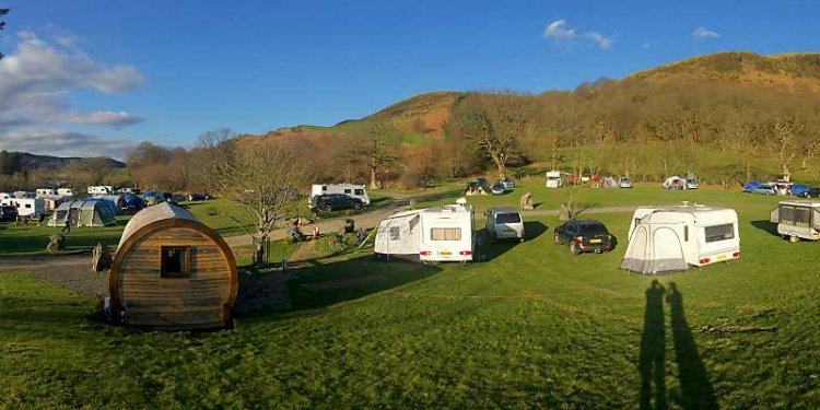 Woodlands Caravan Park and Camping Site Devon